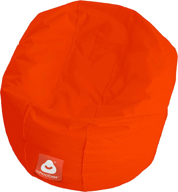 <h3>Comfortabele donker oranje ronde zitzak van Whoober-outdoor kwaliteit die in Nederland door Whoober wordt geproduceerd. Gratis verzending en binnen enkele werkdagen in huis!</h3><strong>Belangrijkste eigenschappen van&nbsp;de Ibiza Medium</strong><ul>