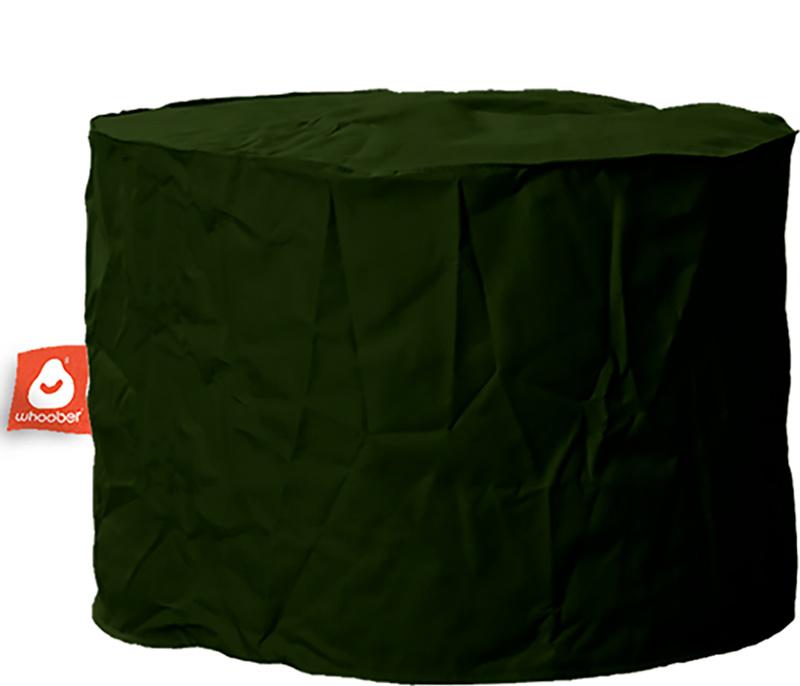 <h3>Comfortabele &amp; multifunctionele leger groene poef van Whoober-outdoor kwaliteit die in Nederland door Whoober wordt geproduceerd. Gratis verzending en binnen enkele werkdagen in huis!</h3><h2>Belangrijkste eigenschappen van&nbsp;de Rhodos</h2><ul>