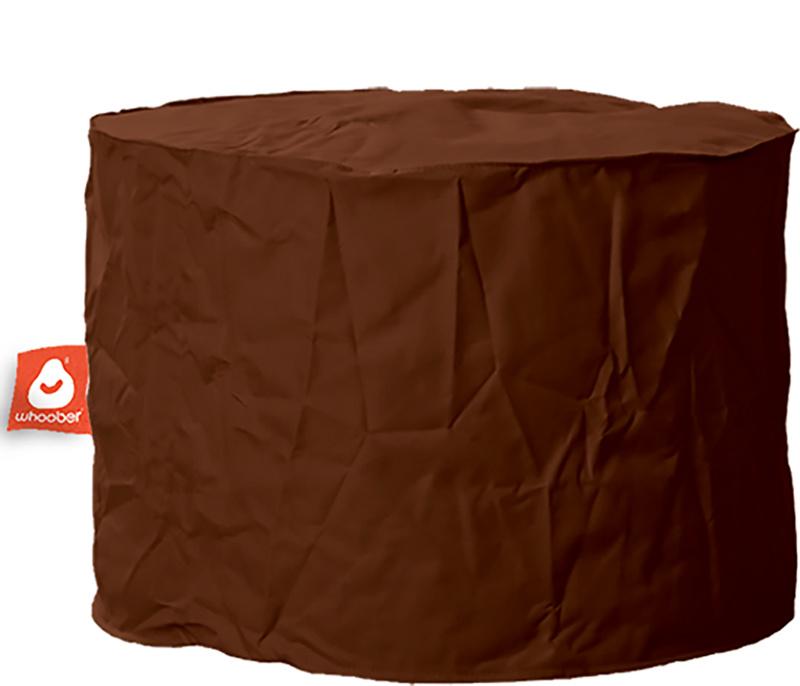 <h3>Comfortabele &amp; multifunctionele licht bruine poef van Whoober-outdoor kwaliteit die in Nederland door Whoober wordt geproduceerd. Gratis verzending en binnen enkele werkdagen in huis!</h3><h2>Belangrijkste eigenschappen van&nbsp;de Rhodos</h2><ul>