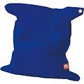 """Whoober Whoober Rechthoek zitzak """"St. Trope"""" XL outdoor kobalt blauw - Wasbaar - Geschikt voor buiten"""