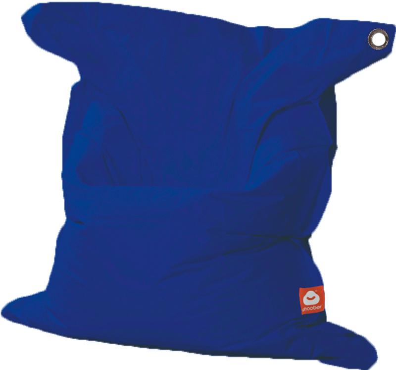 <h3>Comfortabele kobalt blauwe rechthoekige XL-zitzak van Whoober-outdoor kwaliteit die in Nederland door Whoober wordt geproduceerd. Gratis verzending en binnen enkele werkdagen in huis!</h3><h2>Belangrijkste eigenschappen van&nbsp;de St. Tropez XL</h2><