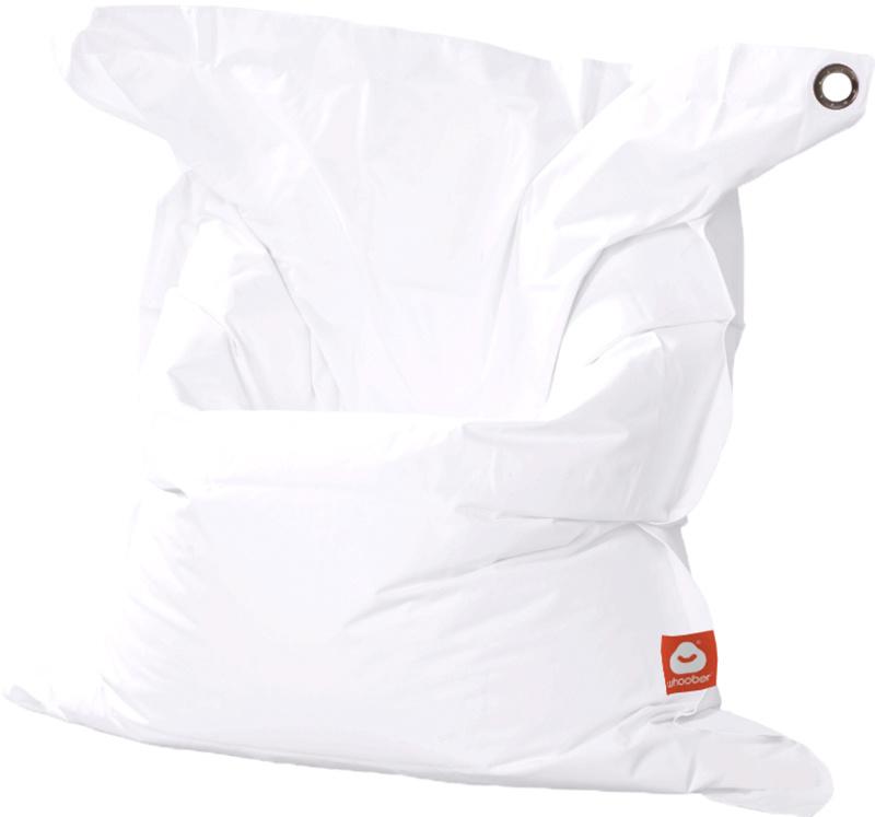 <h3>Comfortabele witte rechthoekige XL-zitzak van Whoober-outdoor kwaliteit die in Nederland door Whoober wordt geproduceerd. Gratis verzending en binnen enkele werkdagen in huis!</h3><h2>Belangrijkste eigenschappen van&nbsp;de St. Tropez XL</h2><ul><li>O