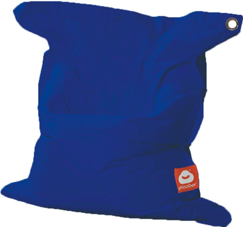 <h3>Comfortabele kobalt blauwe rechthoekige Medium zitzak van Whoober-outdoor kwaliteit die in Nederland door Whoober wordt geproduceerd. Gratis verzending en binnen enkele werkdagen in huis!</h3><h2>Belangrijkste eigenschappen van&nbsp;de St. Tropez Medi