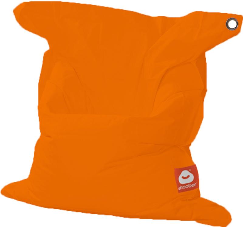 <h3>Comfortabele oranje rechthoekige Medium zitzak van Whoober-outdoor kwaliteit die in Nederland door Whoober wordt geproduceerd. Gratis verzending en binnen enkele werkdagen in huis!</h3><h2>Belangrijkste eigenschappen van&nbsp;de St. Tropez Medium</h2>
