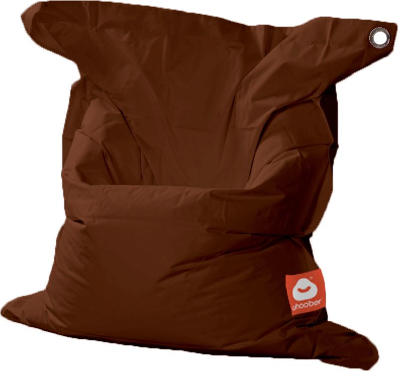 <h3>Comfortabele licht bruine rechthoekige Medium zitzak van Whoober-outdoor kwaliteit die in Nederland door Whoober wordt geproduceerd. Gratis verzending en binnen enkele werkdagen in huis!</h3><h2>Belangrijkste eigenschappen van&nbsp;de St. Tropez Mediu
