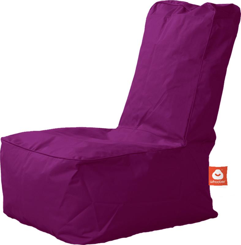 <h3>Comfortabele paarse kinderzitzak van Whoober-outdoor kwaliteit die in Nederland door Whoober wordt geproduceerd. Gratis verzending en binnen enkele werkdagen in huis!</h3><h2>Belangrijkste eigenschappen vande Fiji</h2><ul><li>Ook voor de zakelijke ma