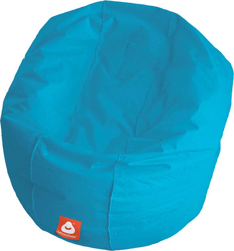 <h3>Comfortabele turquoise ronde zitzak van Whoober-outdoor kwaliteit die in Nederland door Whoober wordt geproduceerd. Gratis verzending en binnen enkele werkdagen in huis!</h3><h2>Belangrijkste eigenschappen van&nbsp;de Ibiza Large</h2><ul><li>Ook voor