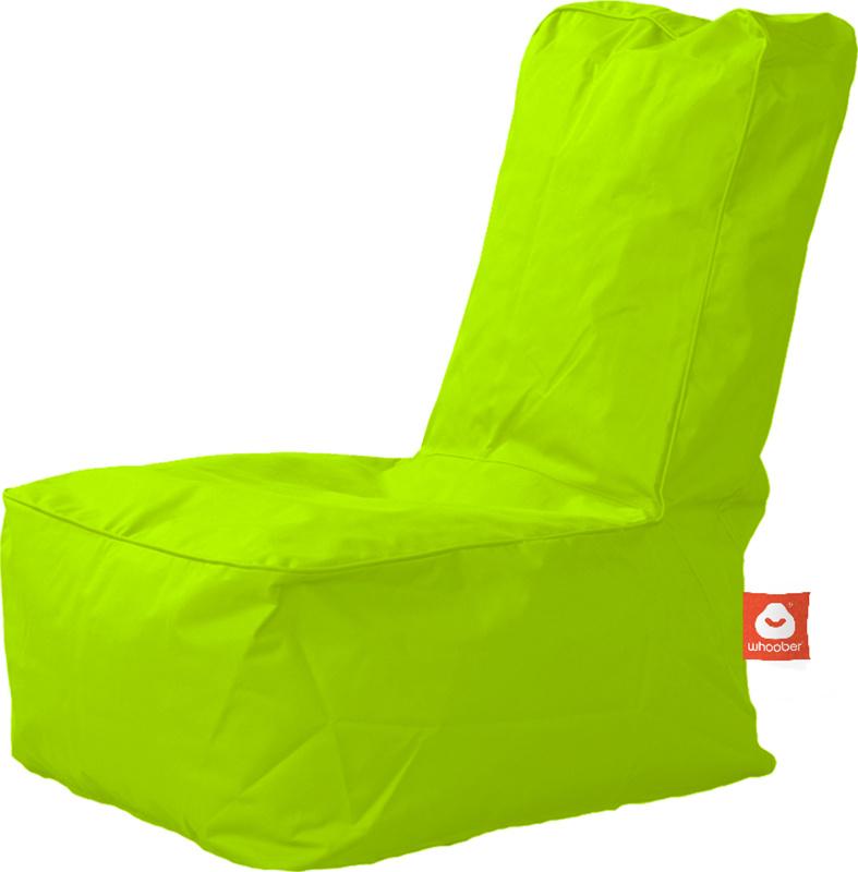 <h3>Comfortabele limoen groene kinderzitzak van Whoober-outdoor kwaliteit die in Nederland door Whoober wordt geproduceerd. Gratis verzending en binnen enkele werkdagen in huis!</h3><h2>Belangrijkste eigenschappen vande Fiji</h2><ul><li>Ook voor de zakel