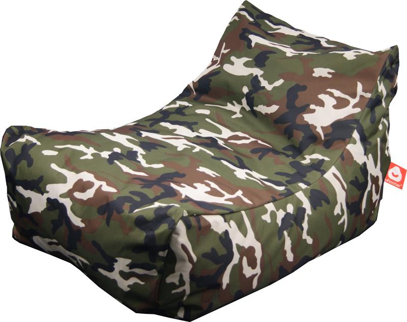 <h3>Comfortabele camouflage loungestoel van Whoober-outdoor kwaliteit die in Nederland door Whoober wordt geproduceerd. Gratis verzending en binnen enkele werkdagen in huis!<br><br>Belangrijkste eigenschappen vande Bali</h3><ul><li>Ook voor de zakelijke