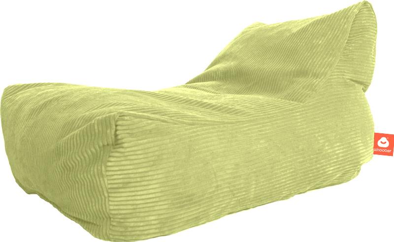 <h3>Comfortabele loungestoel zitzak in pistache ribcord die in Nederland door Whoober wordt geproduceerd. Gratis verzending en 1 jaar garantie!<br><br>Belangrijkste eigenschappen vande Bali</h3><ul><li>Ook voor de zakelijke markt dankzij wasbare buitenho