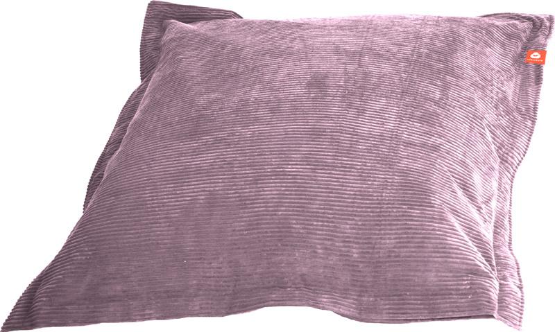 <h2>Comfortabele rechthoekige XL-zitzak in paarse ribcord die in Nederland door Whoober wordt geproduceerd. Gratis verzending en 1 jaar garantie!</h2><h2>Belangrijkste eigenschappen van&nbsp;de St. Tropez XL</h2><ul><li>Ook voor de zakelijke markt dankzij