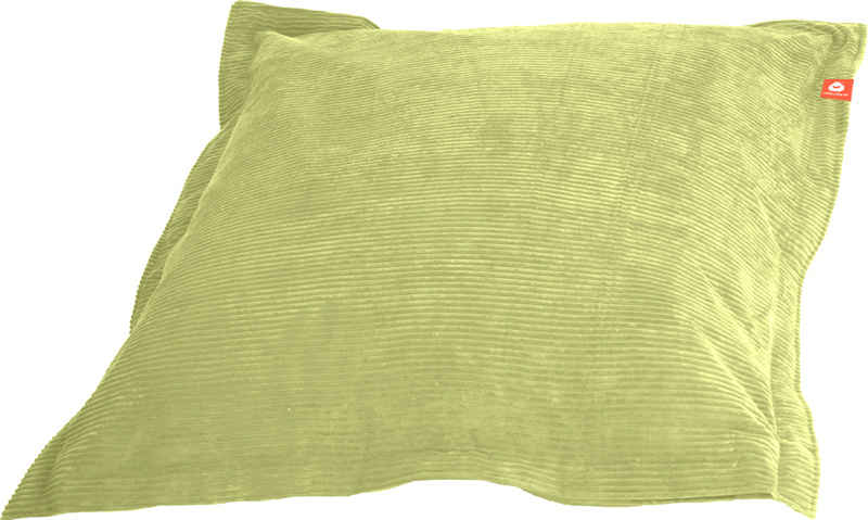 <h2>Comfortabele rechthoekige XL-zitzak in pistache ribcord die in Nederland door Whoober wordt geproduceerd. Gratis verzending en 1 jaar garantie!</h2><h2>Belangrijkste eigenschappen van&nbsp;de St. Tropez XL</h2><ul><li>Ook voor de zakelijke markt dankz