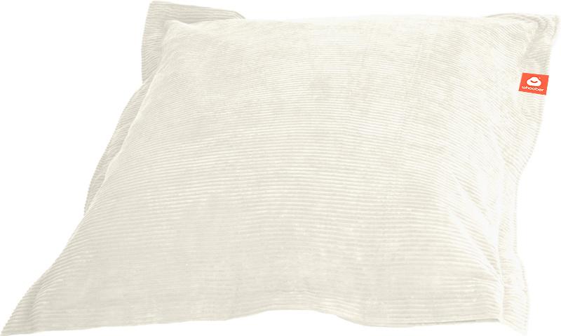 <h2>Comfortabele rechthoekige zitzak in witte ribcord die in Nederland door Whoober wordt geproduceerd. Gratis verzending en 1 jaar garantie!</h2><h2>Belangrijkste eigenschappen van&nbsp;de St. Tropez Medium</h2><ul><li>Ook voor de zakelijke markt dankzij