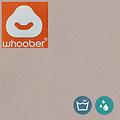 """Whoober Whoober Zitzak poef """"Rhodos"""" outdoor beige  - Wasbaar - Geschikt voor buiten"""