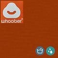 """Whoober Whoober Lounge stoel zitzak """"Bali"""" outdoor cognac - Wasbaar - Geschikt voor buiten"""
