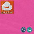 """Whoober Whoober Ronde Zitzak """"Ibiza"""" M outdoor fuchsia - Wasbaar - Geschikt voor buiten"""