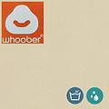 """Whoober Whoober Zitzak hoes """"Rhodos"""" outdoor crème - Wasbaar - Geschikt voor buiten"""