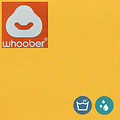 """Whoober Whoober Zitzak hoes """"Ibiza"""" M outdoor geel - Wasbaar - Geschikt voor buiten"""