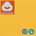 """Whoober Whoober Zitzak hoes """"Bali"""" outdoor geel - Wasbaar - Geschikt voor buiten"""