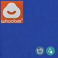 """Whoober Whoober Zitzak hoes """"Rhodos"""" outdoor kobaltblauw - Wasbaar - Geschikt voor buiten"""