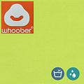 """Whoober Whoober Zitzak hoes """"Rhodos"""" outdoor lime - Wasbaar - Geschikt voor buiten"""
