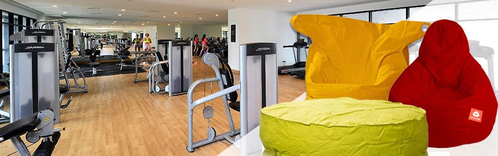 Meubilair voor uw Sportvereniging of Sportschool | Een Lounge Zitzak voor elke Sporter
