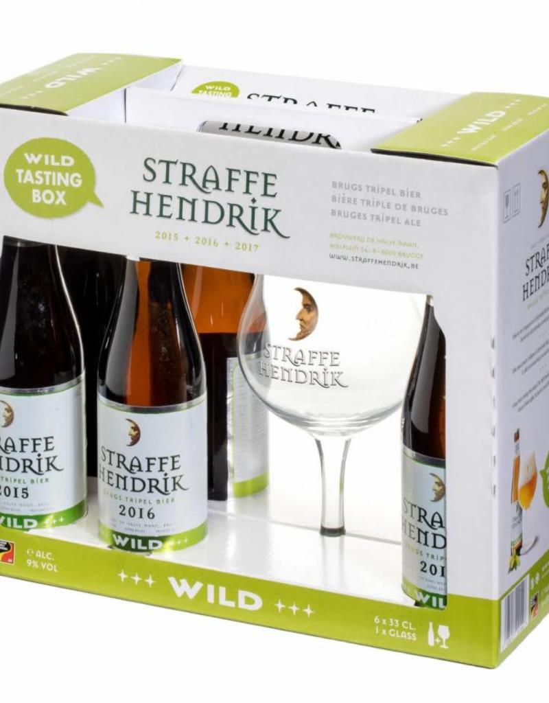 Straffe Hendrik wild boite du degustation