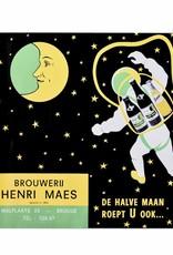Halve Maan space poster
