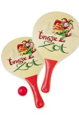 Brugse Zot beach tennis set