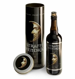 Straffe Hendrik quadrupel metallic gift box