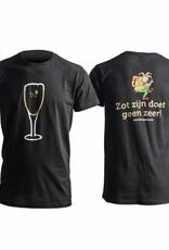 Brugse Zot T-shirt zwart