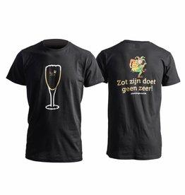 Brugse Zot T-shirt black