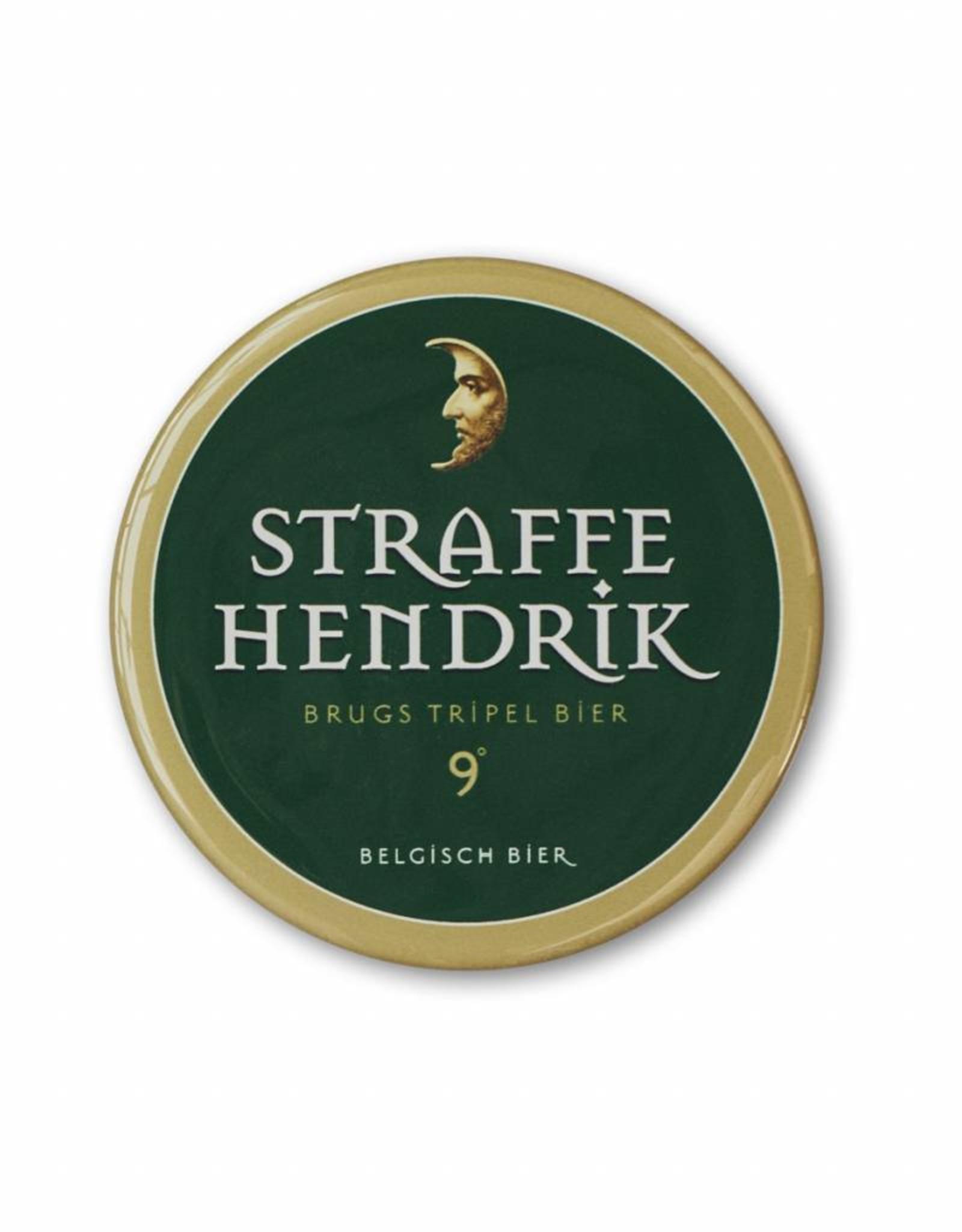 Straffe Hendrink tap handle sticker
