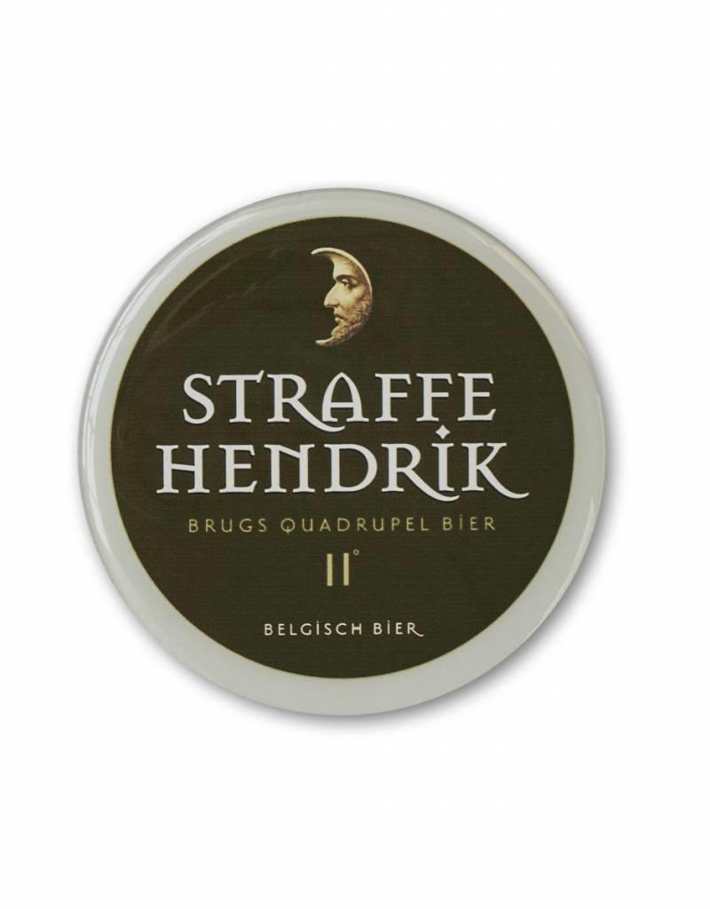 Straffe Hendrink tap handle sticker
