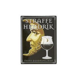 Straffe Hendrik Quadrupel aimant frigo