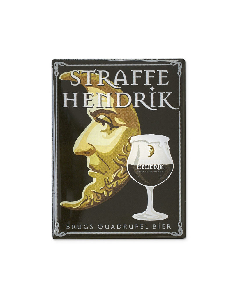 Straffe Hendrik  Quadrupel  magneet