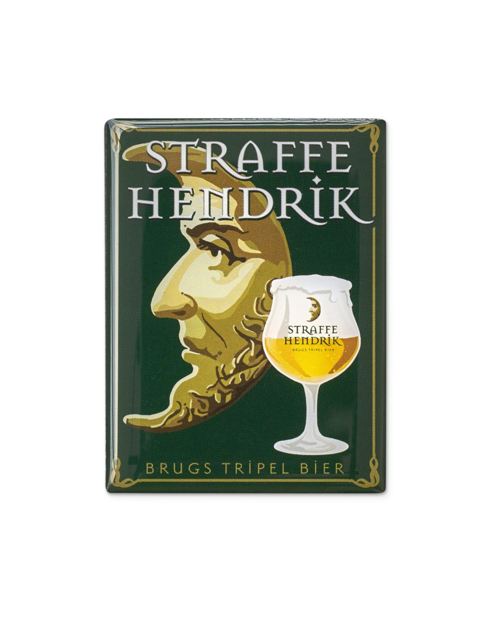 Straffe Hendrik Tripel aimant frigo