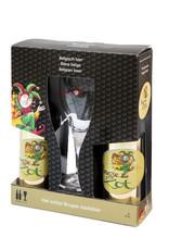 Brouwerij Halve Maan 75cl bottle gift pack