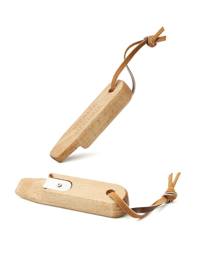 Straffe Hendrik houten opener