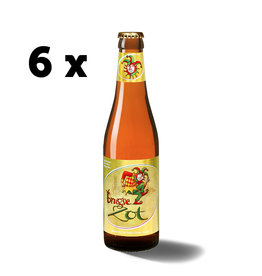 Brugse Zot blond 6 x 33cl