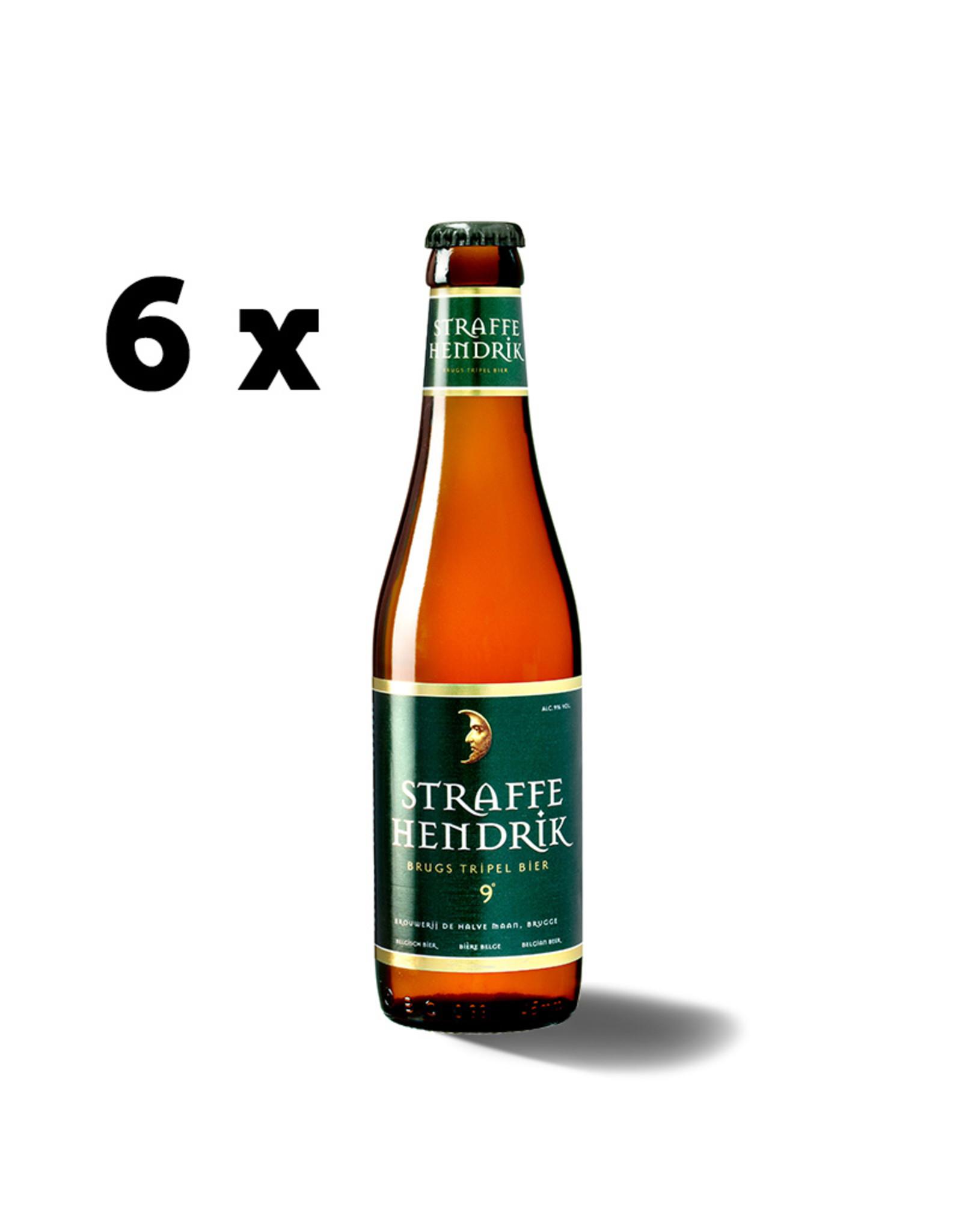 Straffe Hendrik Tripel 6-pack 6 x 33 cl