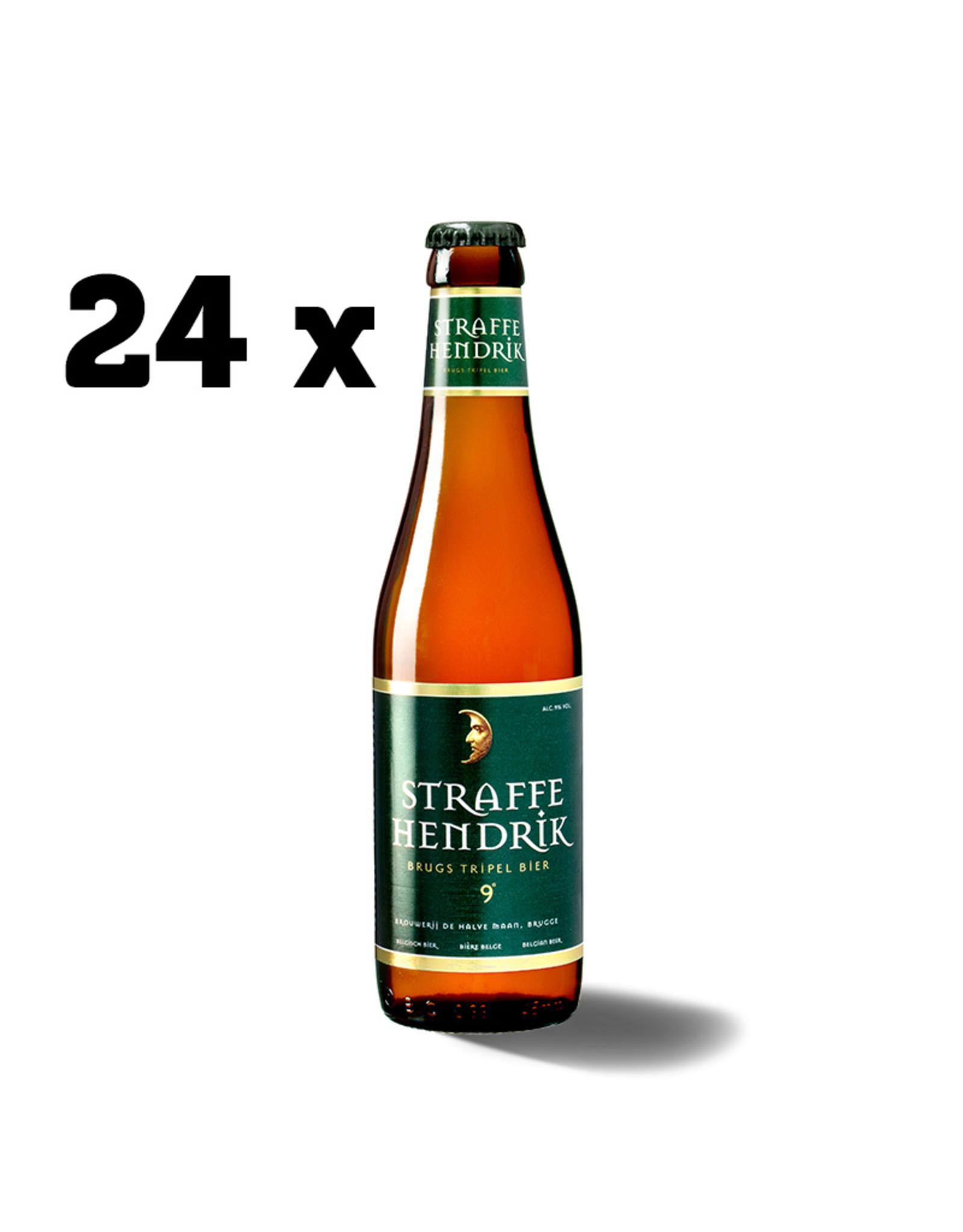 Straffe Hendrik Straffe Hendrik Tripel Doos 24 X 33 cl