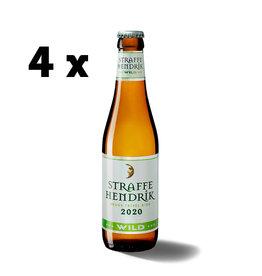 Straffe Hendrik Straffe Hendrik Wild 4-pack