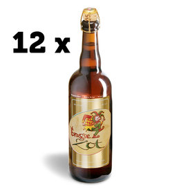 Brugse Zot Blond 12 x 75 cl