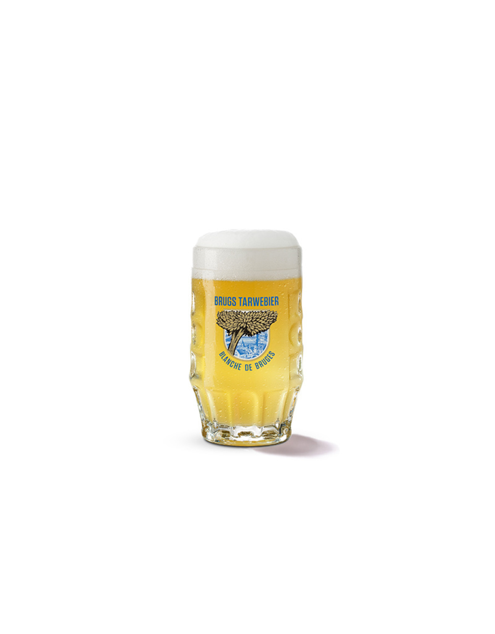 Glas Brugs Tarwebier 25cl