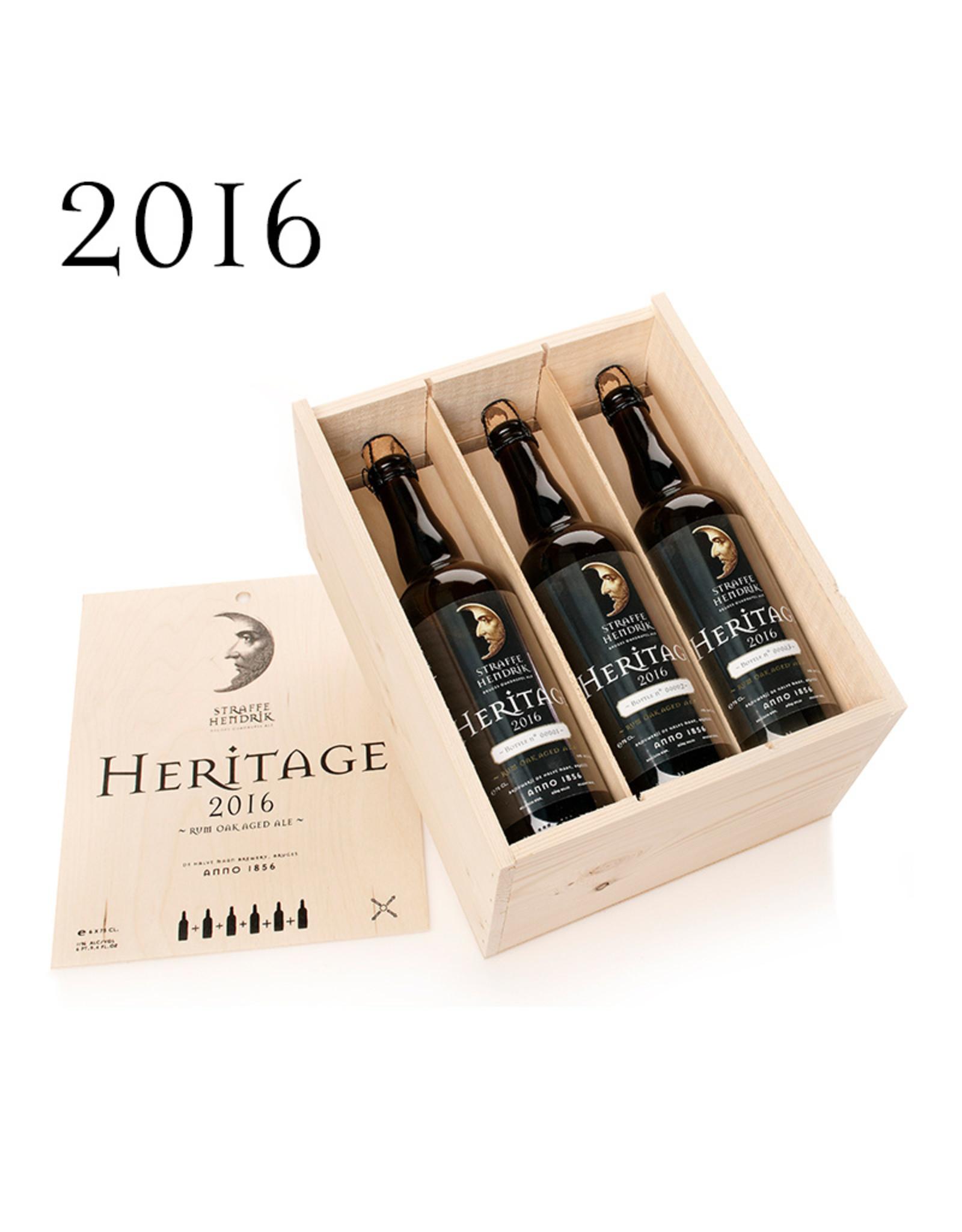 Straffe Hendrik Heritage 2016 6 x 75 cl