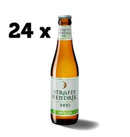 Straffe Hendrik Straffe Hendrik Wild 2021 24 x 33 cl