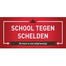 School tegen Schelden