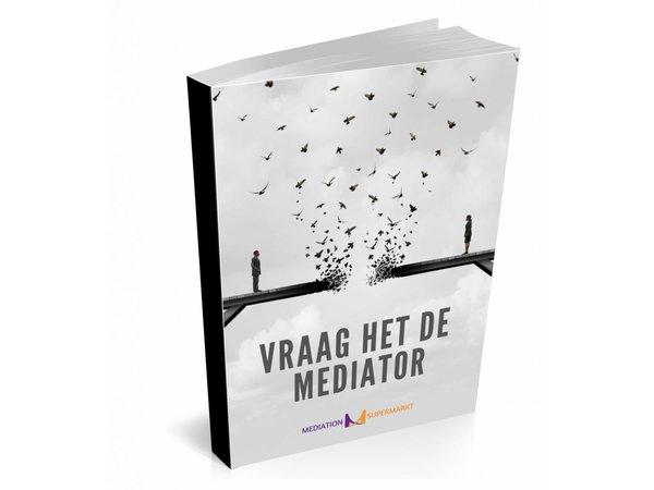 E-book Vraag het de mediator