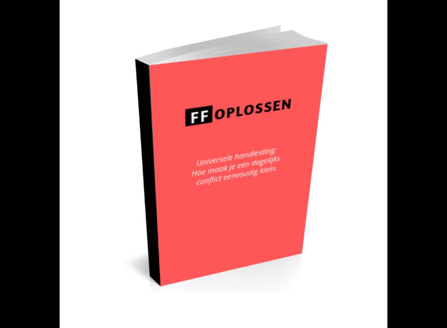 FF oplossen: Het Zwitsers zakmes voor communicatie
